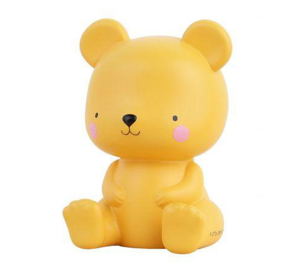 Salted Caramel Bear little light-Light-A Little Lovely Company-jellyfishkids.com.cy