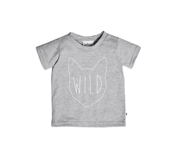 Wild tee-T-SHIRT-Tobias and the Bear-4-5 yrs-jellyfishkids.com.cy