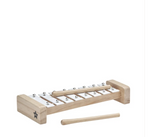 Wooden Xylophone - White-Musical Instrument-Kids Concept-jellyfishkids.com.cy