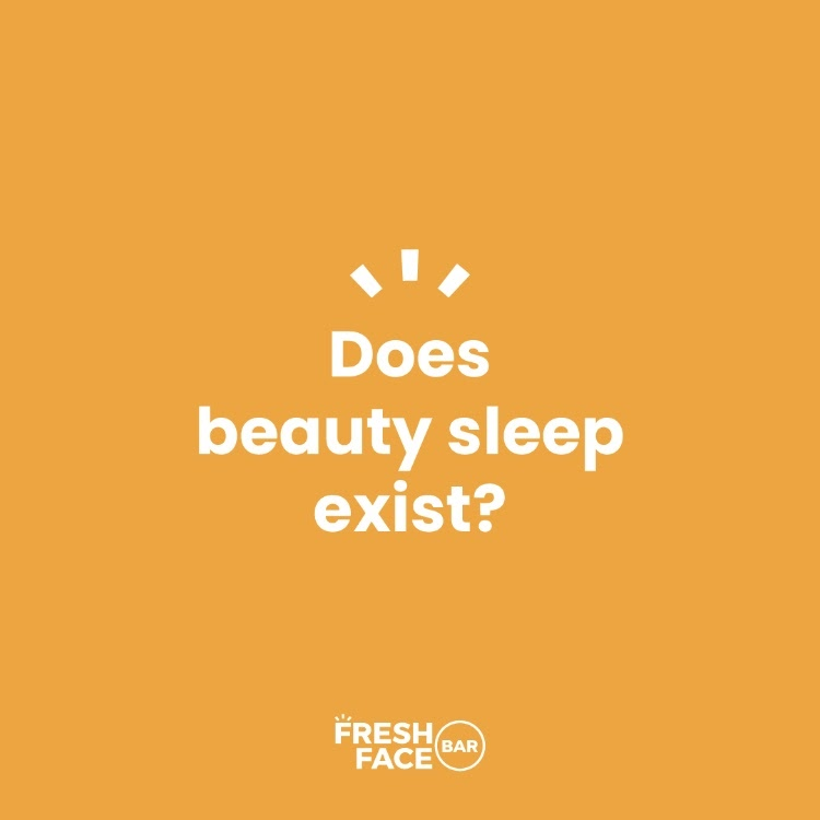 Why is beauty sleep so important?