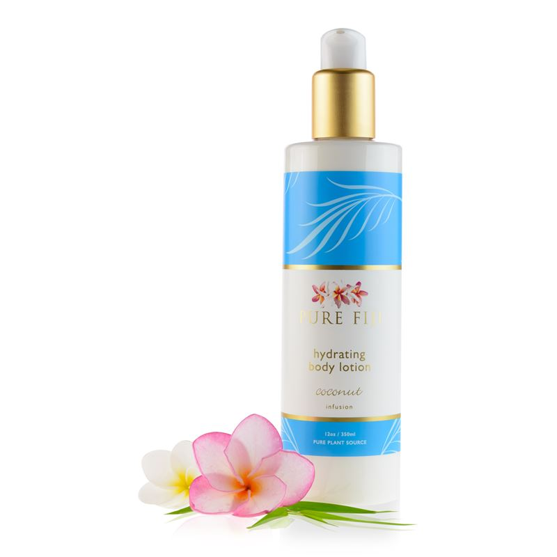 Pure Fiji Hydrating Body Lotion 354ml