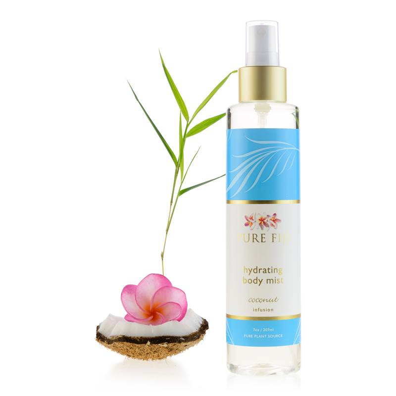 Pure Fiji Hydrating Body Mist 207ml