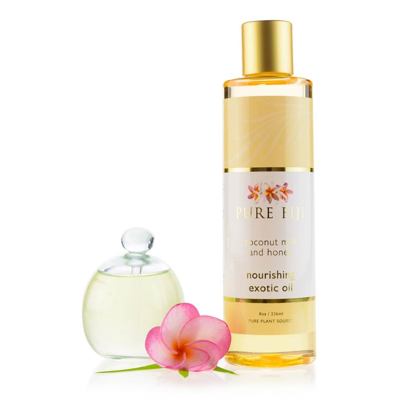 Pure Fiji Nourishing Exotic Bath & Body Oil 235ml