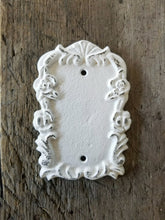 Shabby Chic Light Switch Plates