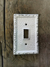 Simple Single Light Switch Plate