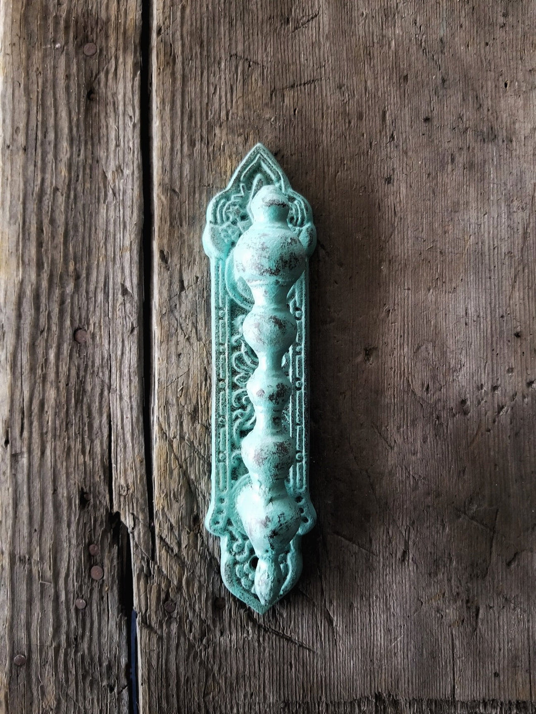 Rustic Beaded Door Knocker