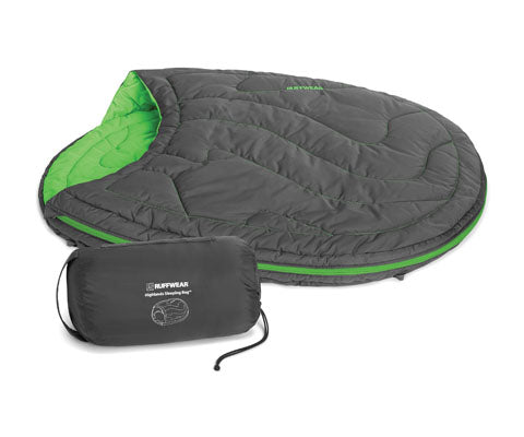 Highlands Sleeping Bag - Meadow Green