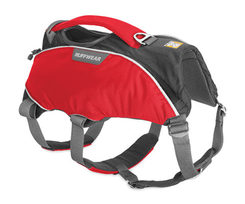 Web Master Pro Harness Red Currant