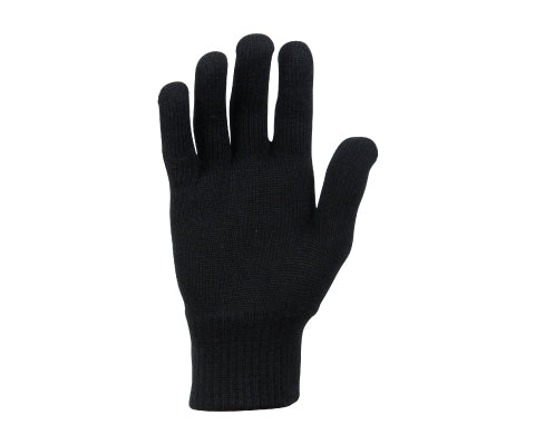 PowerOn Wool Black