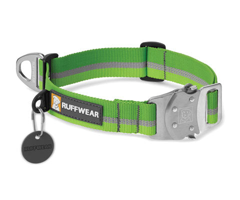 Top Rope Collar -  Meadow Green