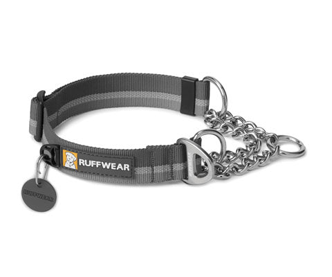 Chain Reaction Collar - Twilight Gray