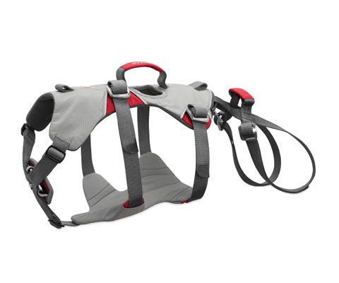 DoubleBack Harness - Cloudburst Gray