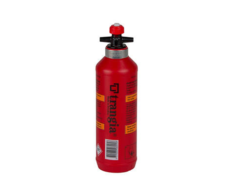 TRANGIA Multi-Fuel Bottle With Safety Valve. 0.5 L - Frontier Equipment Pty Ltd
