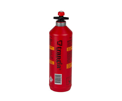 Multi-Fuel Bottle With Safety Valve. 1 L