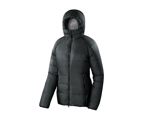 Elite Dridown Parka W Black