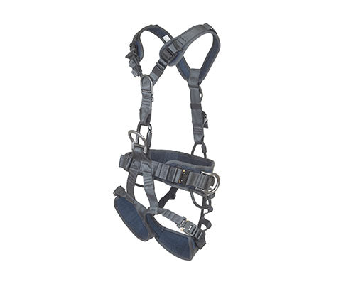 EDELWEISS PRO Hercules Action Full Body Harness - Black - Frontier Equipment Pty Ltd