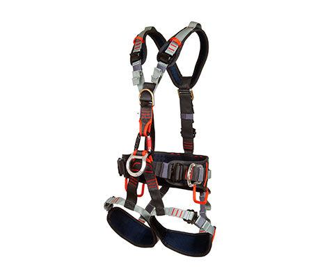 Hercules Evo Full Body Harness - Grey