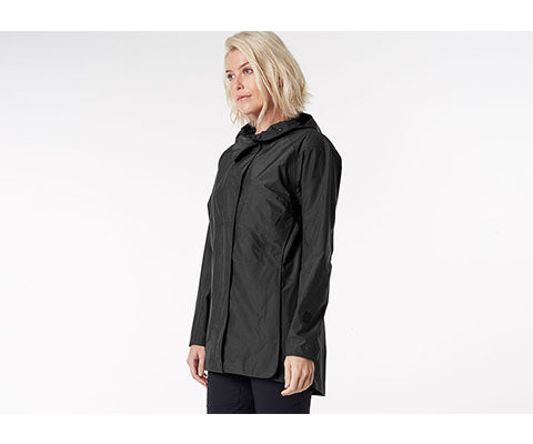 Pack Trench W Black Heather
