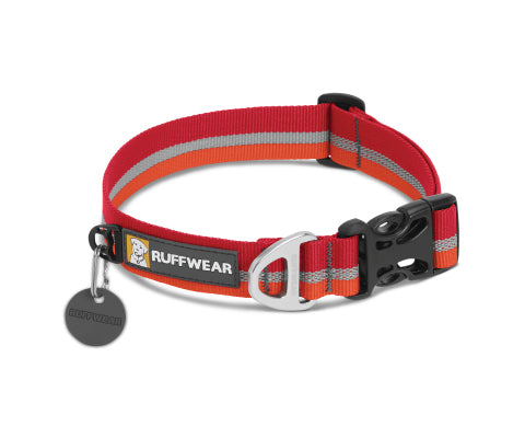 Crag Collar - Kokanee Red