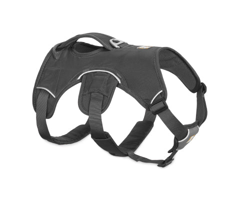 Web Master Harness - Twilight Gray