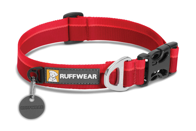 Hoopie Collar - Red Currant