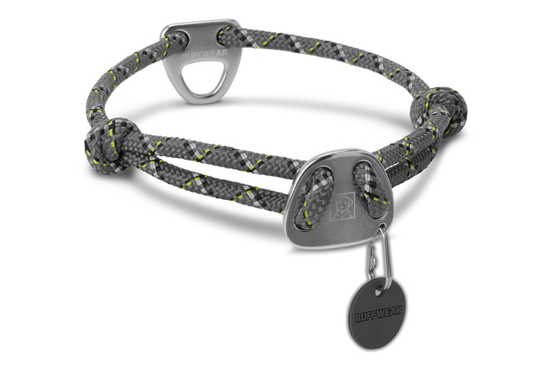 Knot-a-Collar Granite Gray