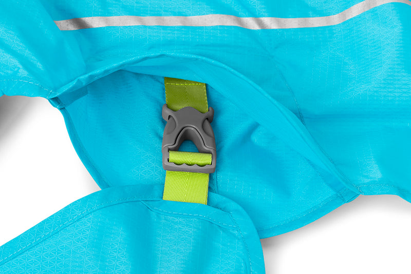 Wind Sprinter Jacket Blue Atoll