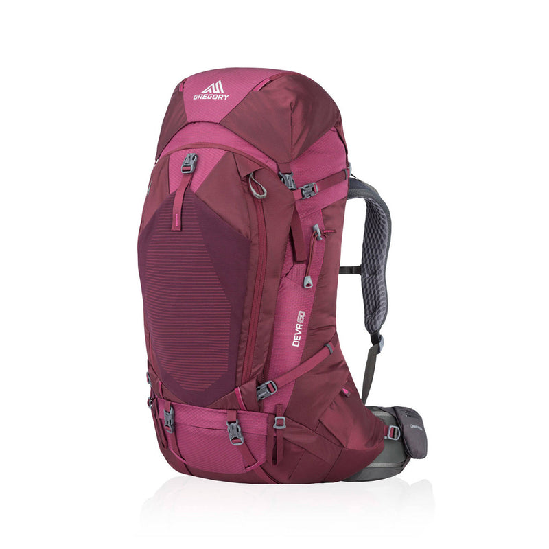 Deva 60 Plum Red
