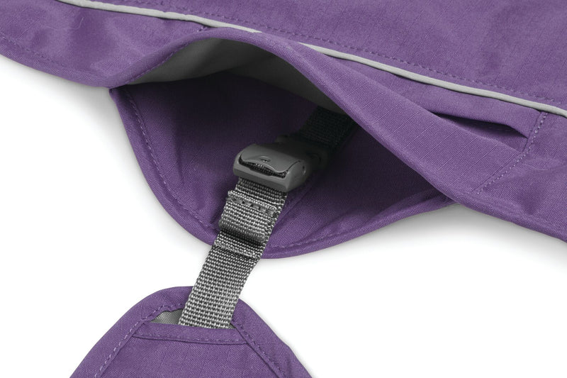 Overcoat Fuse Jacket Purple Sage