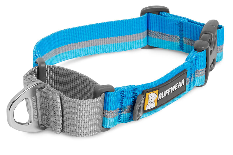 Web Reaction Collar Blue Dusk