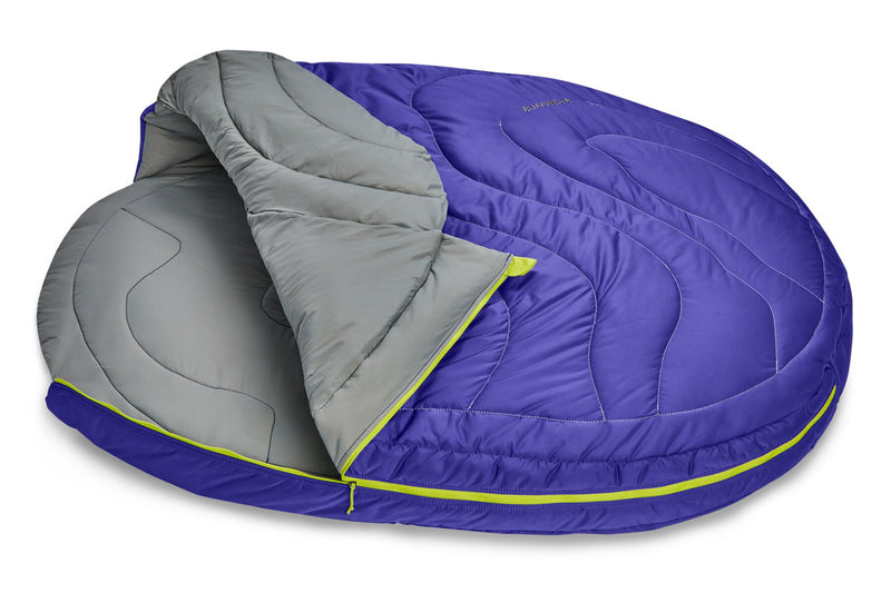 Highlands Sleeping Bag  Huckleberry Blue