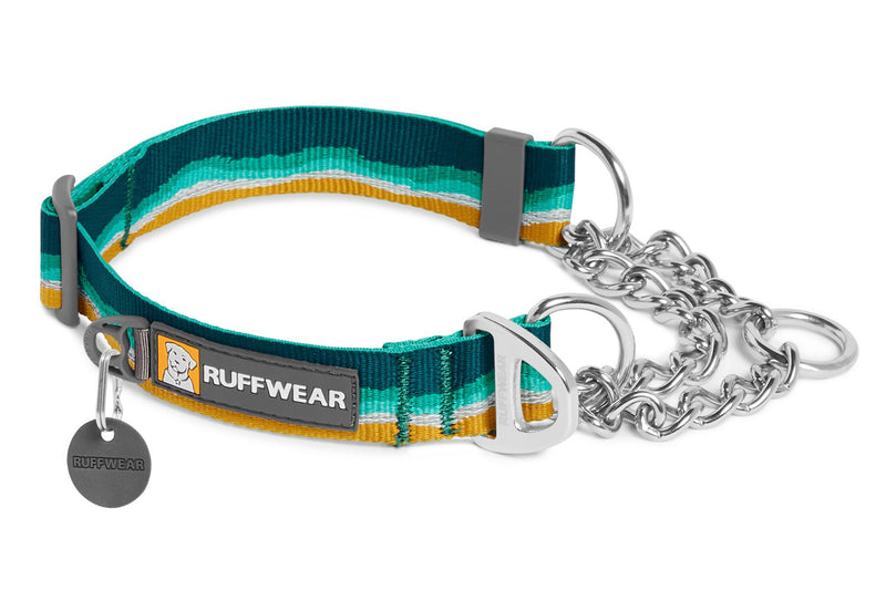 Chain Reaction Collar Seafoam