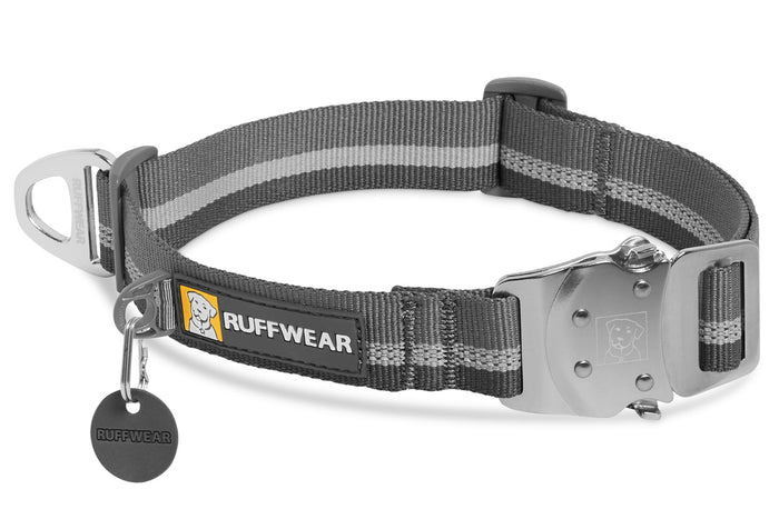 Top Rope Collar Granite Gray