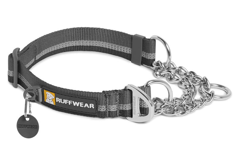 Chain Reaction Collar Granite Gray