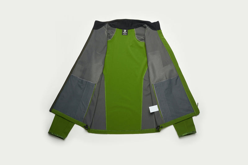 M Castana Jacket - Twist Of Lime