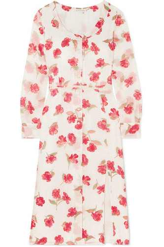 ALTUZARRA - Livia Floral Dress
