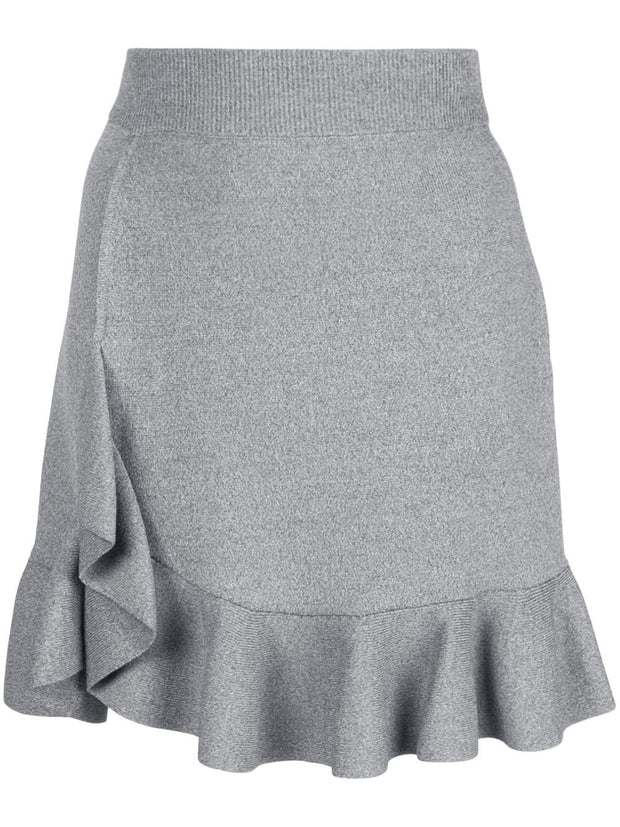 Ziggy Ruffle Knit Skirt