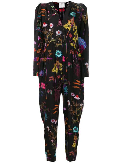 STELLA MCCARTNEY - Floral Jumpsuit
