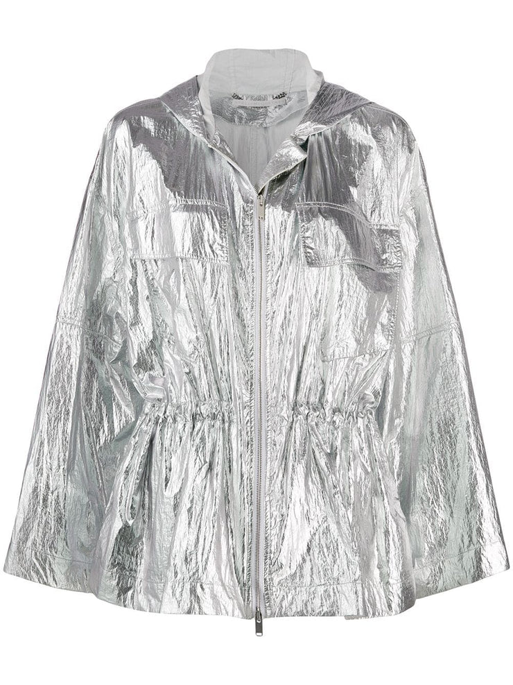 STELLA MCCARTNEY - Silver Jacket