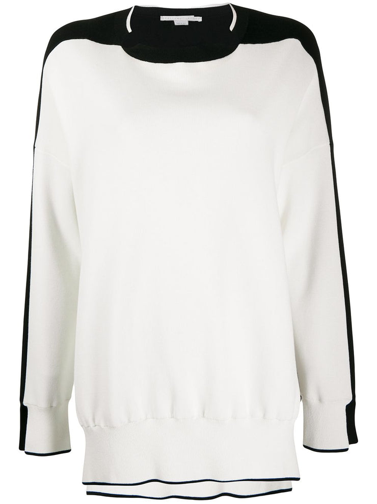 STELLA MCCARTNEY - Color Block Jumper