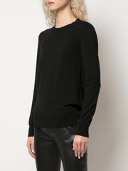 ADAM LIPPES - Drape Back Lace Knit