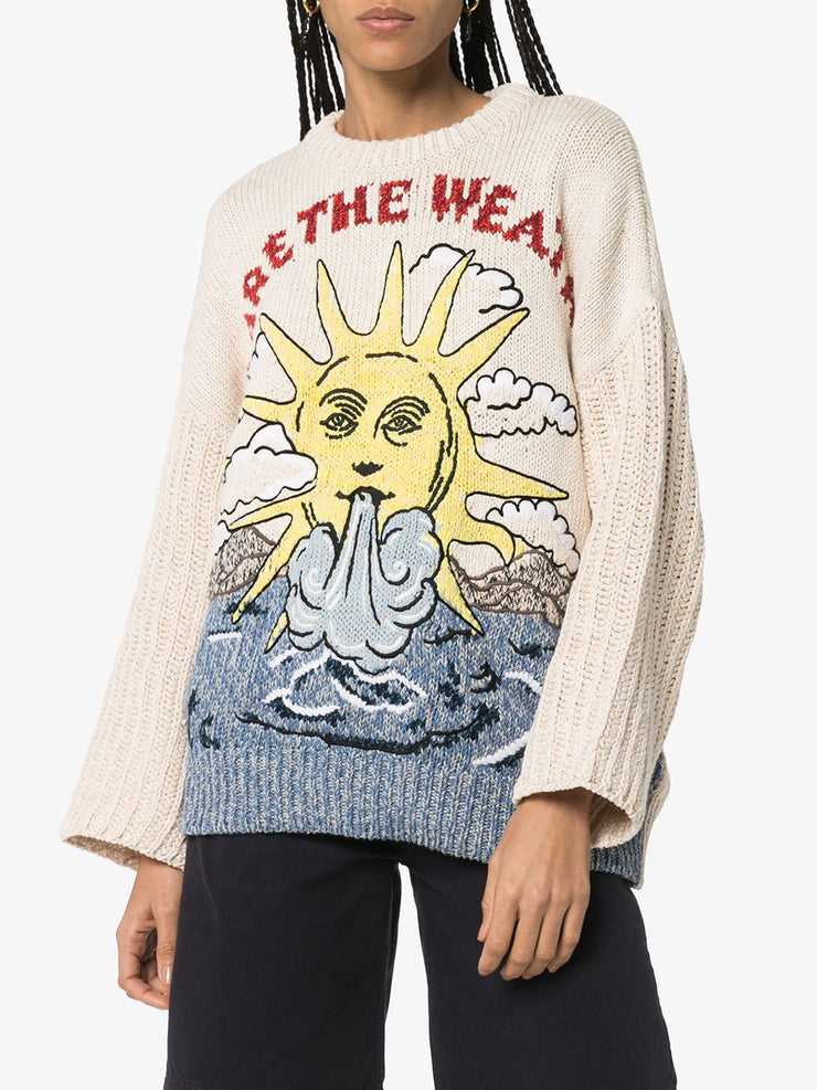 STELLA MCCARTNEY - We Are The Weather Knit