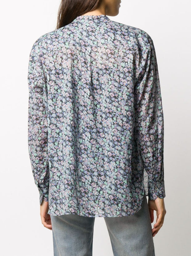 Floral Mexika Shirt