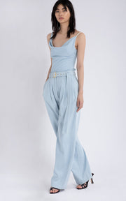 SIES MARJAN - Blanche Light Washed Denim