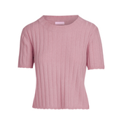 Ethan Cashmere Ribbed Top