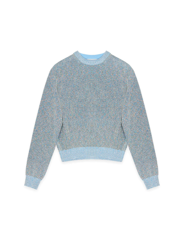 LANVIN - Lurex Sweater