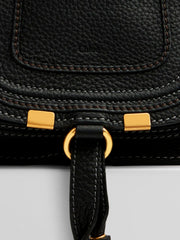 CHLOÉ - Marcie Mini Crossbody Black