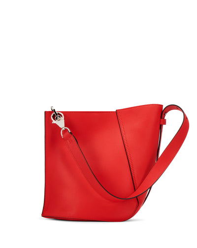 LANVIN - Hook Bag Red