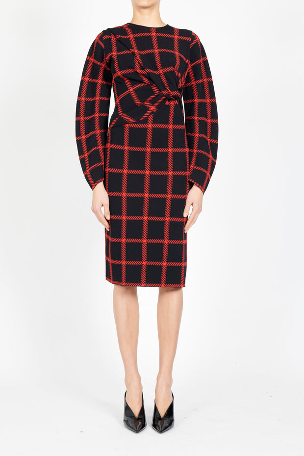 Lumberjack Plaid Dress