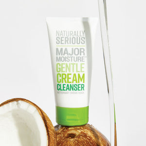 NATURALLY SERIOUS - Major Moisture Gentle Cream Cleanser